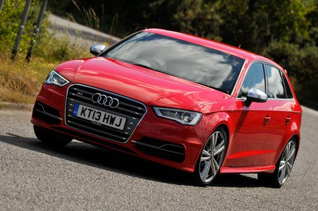 Deal of the Day: Audi S3 Sportback