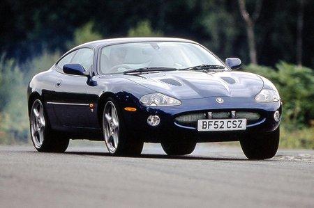 Jaguar XK Coupe (96 - 06)