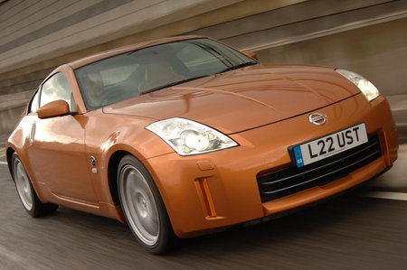 Nissan 350Z Coupe (03 - 09)