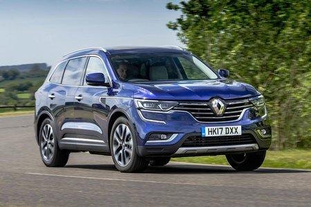 Renault Koleos Review 2019 What Car