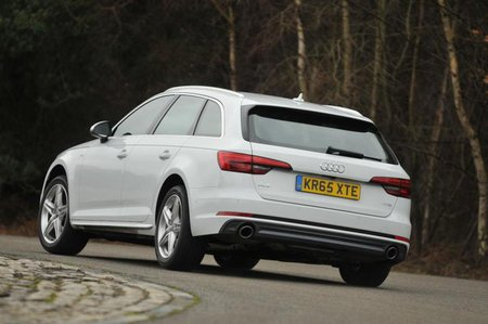 Used Audi A4 Avant 15-present