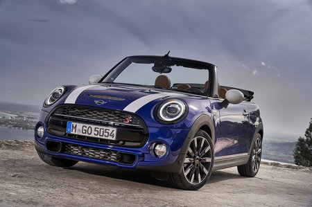 Mini Convertible Boot Space Size Seats What Car