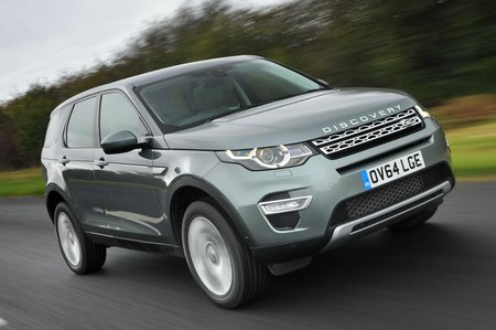 Used Land Rover Discovery Sport 4x4 2017 Present Review Alternatives