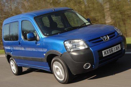 Peugeot Partner Combi MPV (01 - 08)
