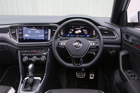 Used Volkswagen T-Roc 18-present