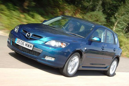 Mazda 3 Hatchback (04 - 09)