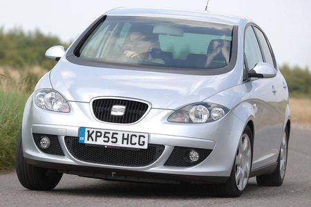 Seat Altea Hatchback (04 - 15)