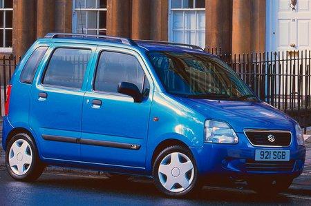 Suzuki Wagon R+ Hatchback (00 - 07)