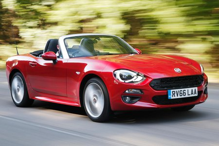 Fiat 124 Spider Review Manufacturer Price