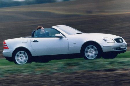 Mercedes-Benz SLK Open (96 - 04)