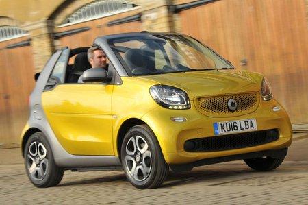 Smart Fortwo Cabrio Review