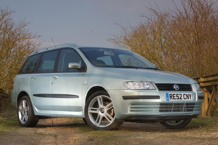 Fiat Stilo Multiwagon (01 - 07)
