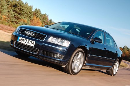 Audi A8 (03 - 10)