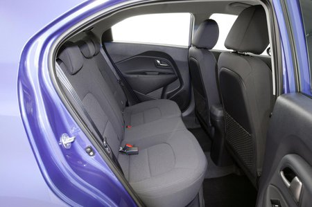 Kia Rio Hatchback (11 - 17)