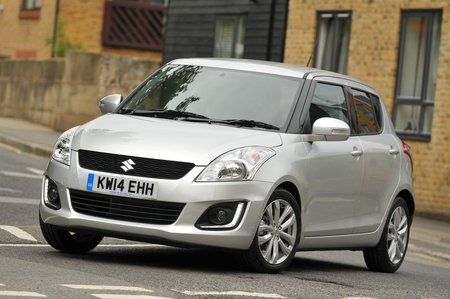 Suzuki Swift Hatchback (10 - 17)