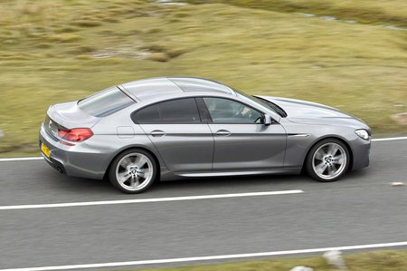 Used BMW 6 Series Gran Coupe 12-present