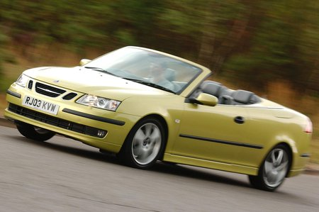 Used Saab 9 3 Convertible 2002 2017 Review