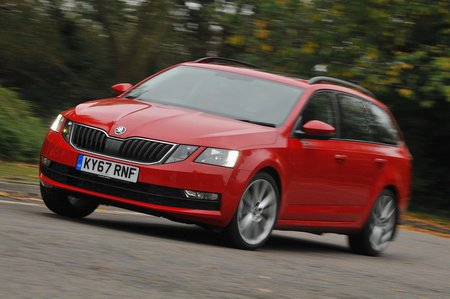 Used Skoda Octavia Estate 13-present
