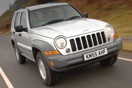Jeep Cherokee 4x4 (01 - 08)