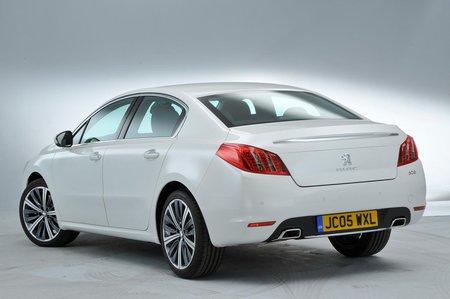 Used Peugeot 508 2011-present