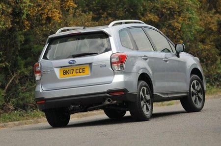 Used Subaru Forester 13-present
