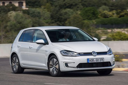Volkswagen E Golf Review