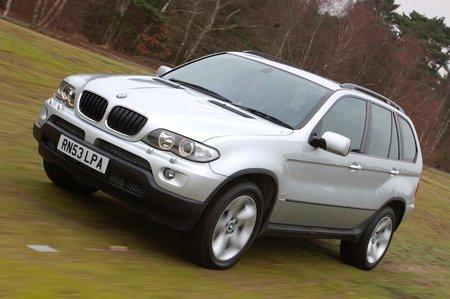 BMW X5 (00 - 07)