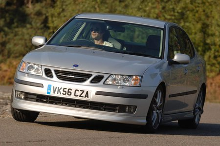 Used Saab 9 3 Saloon 2002 2017 Review