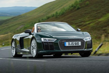 Audi R8 Performance Carbon Black Review And Deals 2019 What Car