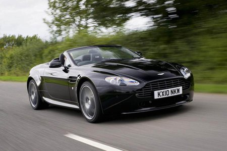Used Aston Martin Vantage Roadster 05-18