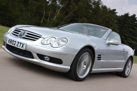 Mercedes-Benz SL Open (02 - 12)