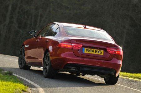 Used Jaguar XE 2015 - present