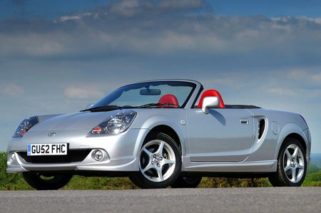 Toyota MR2 Roadster (00 - 07)