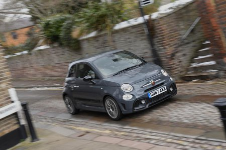 abarth 595 review 2019 | what car?