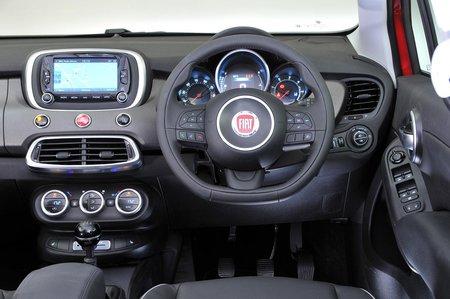 Used Fiat 500X 2015-present