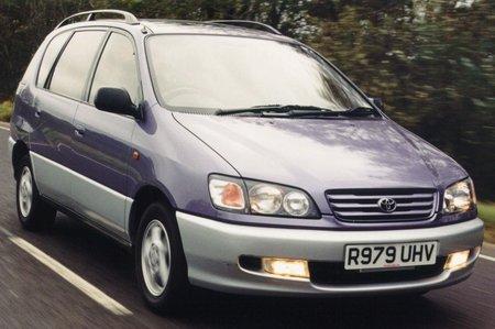 Toyota Picnic MPV (97 - 01)