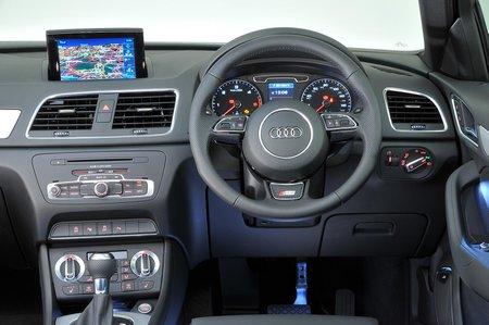 Used Audi Q3 2011-present