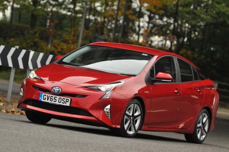 Used Toyota Prius 2016 Present Review