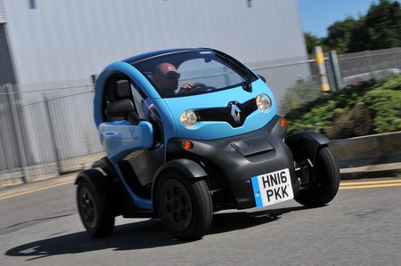 Renault Twizy Review What Car