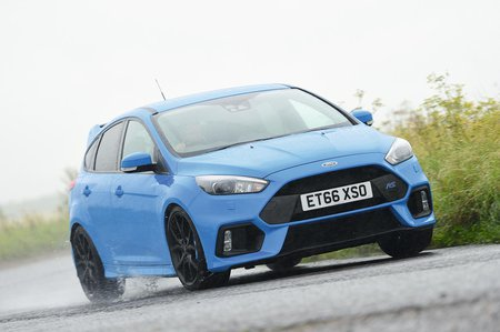 Used Ford Focus Rs 16 Present