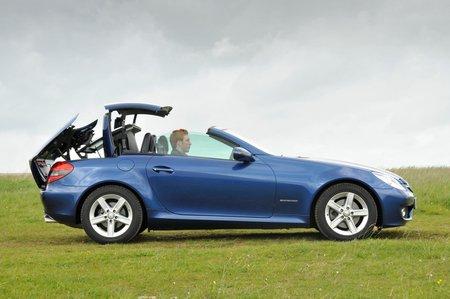 Mercedes SLK (04 - 11)