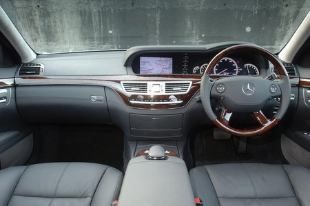 Used Mercedes-Benz S-Class 06-13