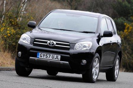Used Toyota Rav4 2006 2017 Review