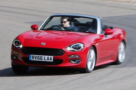 Used Fiat 124 Spider 2016 Present Review