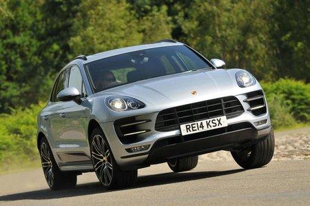 Used Porsche Macan 14-present
