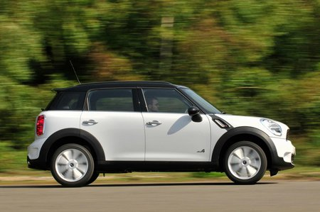 Used Mini Countryman review 10-17