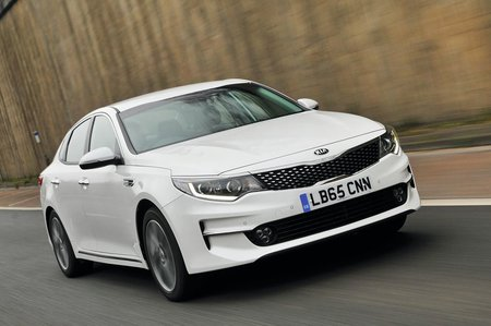 Used Kia Optima 16-present