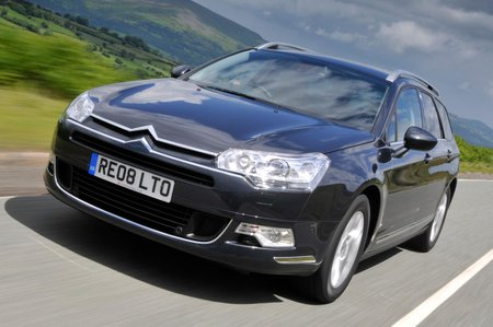 Citroën C5 Estate (08 - 16)