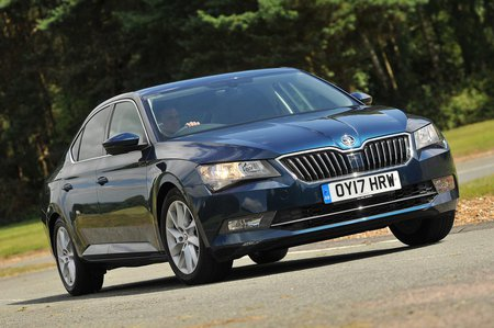 Used Skoda Superb 16-present