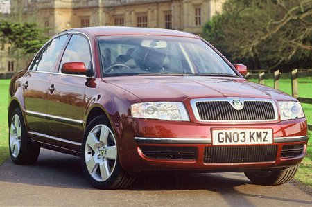 Skoda Superb Saloon (02 - 08)